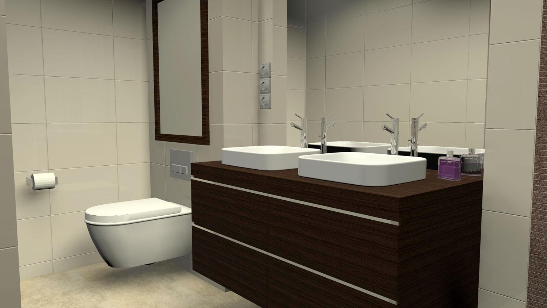 Reforma Baño Donosti:Reforma de 2 baños Renovación de dos baños en una vivienda